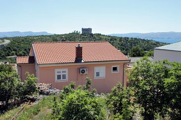 Property Senj (Senj) - Accommodation 5569 - Apartments and Rooms with pebble beach.