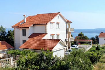 Crikvenica, Crikvenica, Property 5589 - Apartments with pebble beach.