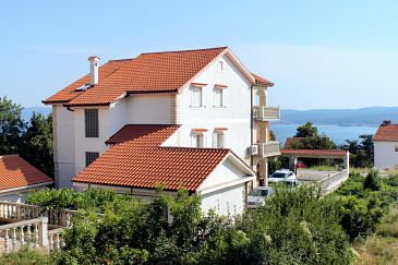 Property Crikvenica (Crikvenica) - Accommodation 5589 - Apartments with pebble beach.