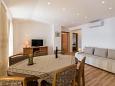 Living room - Apartment A-5592-b - Apartments Dramalj (Crikvenica) - 5592