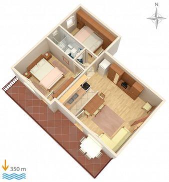 Apartment A-5595-b - Apartments Crikvenica (Crikvenica) - 5595