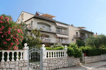 Property Dramalj (Crikvenica) - Accommodation 5598 - Apartments in Croatia.