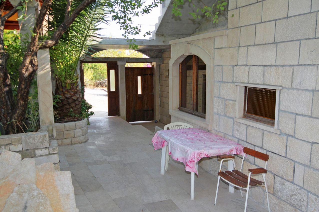 Apartmány s parkoviskom v meste Krk - 13553