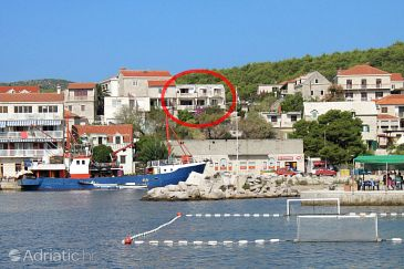 Property Sumartin (Brač) - Accommodation 5615 - Apartments near sea with pebble beach.