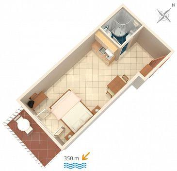 Studio AS-5641-a - Apartamenty Bol (Brač) - 5641