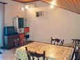Living room - Apartment A-5648-a - Apartments Supetar (Brač) - 5648