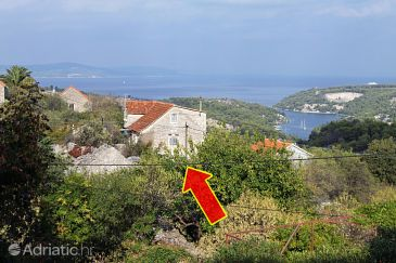 Property Bobovišća (Brač) - Accommodation 5652 - Vacation Rentals with pebble beach.