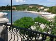 Terrace - view - Studio flat AS-566-b - Apartments Sućuraj (Hvar) - 566