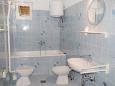 Supetar, Bathroom 1 u smještaju tipa apartment, dopusteni kucni ljubimci i WIFI.