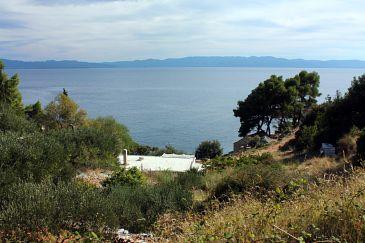 Obiekt Uvala Vela Lučica (Hvar) - Zakwaterowanie 5679 - Willa blisko morza ze żwirową plażą.