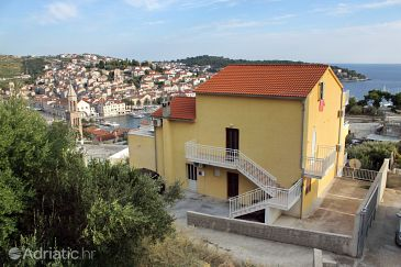 Property Hvar (Hvar) - Accommodation 5687 - Apartments with pebble beach.