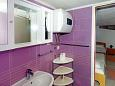 Hvar, Bathroom u smještaju tipa apartment, dopusteni kucni ljubimci i WIFI.