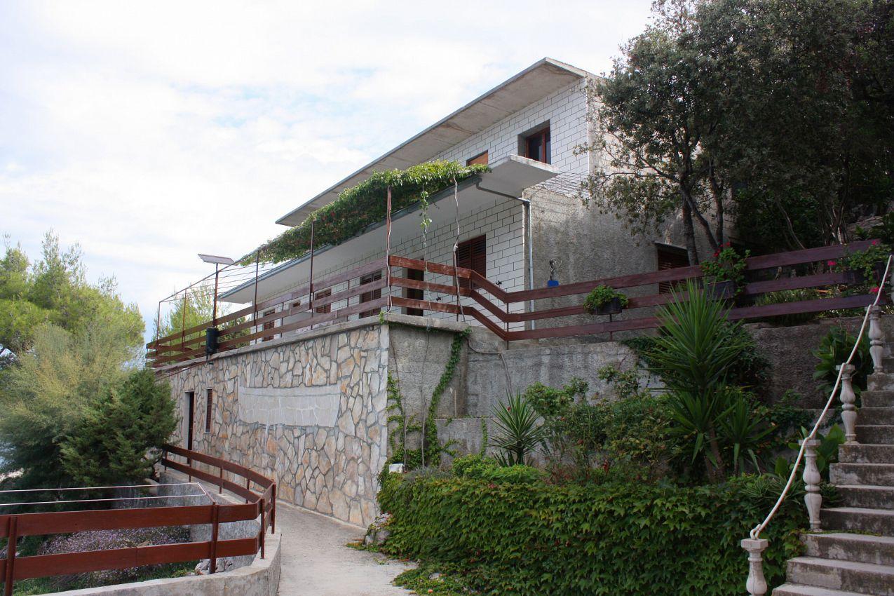 Apartmán na pláži v meste Uvala Pobij - 5712