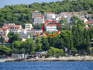 Property Hvar (Hvar) - Accommodation 5719 - Apartments with pebble beach.