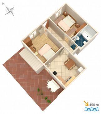 Apartament A-5724-d - Apartamenty Stari Grad (Hvar) - 5724