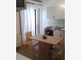 Dining room - Studio flat AS-5730-b - Apartments Stari Grad (Hvar) - 5730