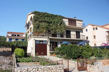 Property Stari Grad (Hvar) - Accommodation 5730 - Apartments with pebble beach.
