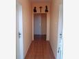 Turanj, Hallway u smještaju tipa apartment, dopusteni kucni ljubimci.
