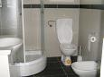 Srima - Vodice, Bathroom u smještaju tipa apartment, WIFI.
