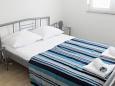 Srima - Vodice, Bedroom u smještaju tipa apartment, WIFI.