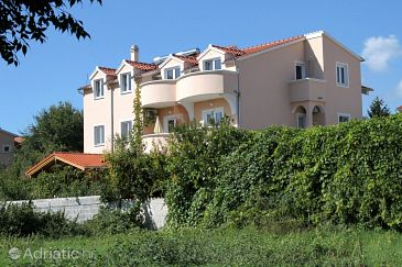 Property Vodice (Vodice) - Accommodation 5743 - Apartments with pebble beach.