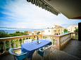 Terrace - Apartment A-5749-a - Apartments Kožino (Zadar) - 5749