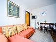 Living room - Apartment A-5749-c - Apartments Kožino (Zadar) - 5749