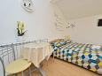 Bedroom - Studio flat AS-5761-a - Apartments Bibinje (Zadar) - 5761