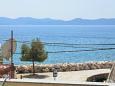 Terrace - view - Apartment A-5767-c - Apartments Zadar - Diklo (Zadar) - 5767