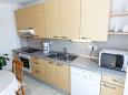 Zadar, Kitchen u smještaju tipa apartment, WIFI.