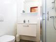 Zadar, Bathroom 2 u smještaju tipa apartment, WIFI.
