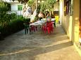Courtyard Vrsi - Mulo (Zadar) - Accommodation 5790 - Apartments near sea with pebble beach.