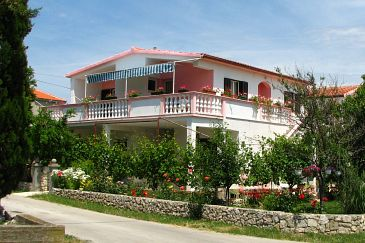 Property Nin (Zadar) - Accommodation 5797 - Apartments with sandy beach.