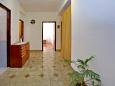 Hallway - Apartment A-5800-a - Apartments Bibinje (Zadar) - 5800
