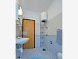 Bathroom 2 - Apartment A-5800-a - Apartments Bibinje (Zadar) - 5800