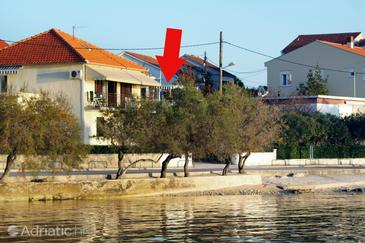 Property Zadar - Diklo (Zadar) - Accommodation 5804 - Apartments near sea with pebble beach.