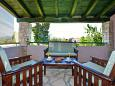 Terrace - House K-5818 - Vacation Rentals Sukošan (Zadar) - 5818
