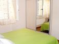 Bedroom 1 - Apartment A-5843-a - Apartments Privlaka (Zadar) - 5843