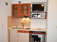 Kitchen - Studio flat AS-5856-b - Apartments Zadar - Diklo (Zadar) - 5856