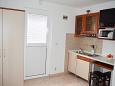 Kitchen - Studio flat AS-5856-b - Apartments Zadar - Diklo (Zadar) - 5856