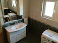 Bathroom - Apartment A-5872-a - Apartments Bibinje (Zadar) - 5872