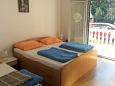 Bedroom 2 - Apartment A-5872-b - Apartments Bibinje (Zadar) - 5872