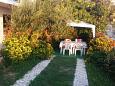Rtina - Stošići, Terrace u smještaju tipa apartment, dopusteni kucni ljubimci i WIFI.