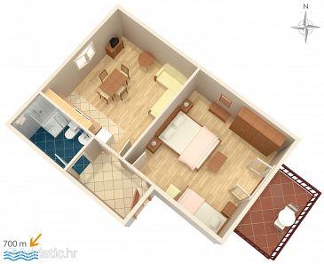 Apartment A-5899-c - Apartments Biograd na Moru (Biograd) - 5899