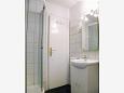 Bathroom - Apartment A-5906-a - Apartments and Rooms Sukošan (Zadar) - 5906