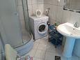 Bathroom - Studio flat AS-5913-a - Apartments Zadar - Diklo (Zadar) - 5913