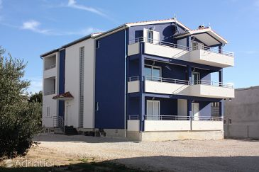 Property Bibinje (Zadar) - Accommodation 5916 - Apartments near sea with pebble beach.