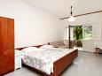 Bedroom - Studio flat AS-593-a - Apartments Zavala (Hvar) - 593