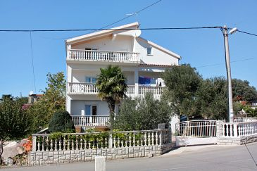 Property Bibinje (Zadar) - Accommodation 5934 - Apartments with pebble beach.