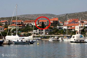 Property Marina (Trogir) - Accommodation 5953 - Apartments and Rooms with pebble beach.